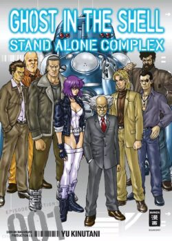 Ghost In The Shell: Stand Alone Complex ss1 - Linh Hồn Cua Máy phần 1
